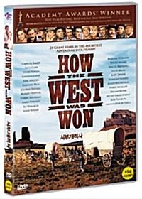 서부 개척사 (2disc)