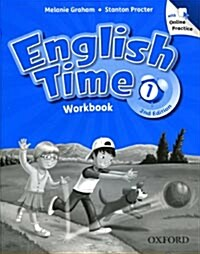 English Time 1 : Workbook with Online Practice (Paperback + 온라인 학습 액세스 코드, 2nd Edition)