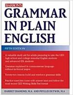 Grammar in Plain English (Paperback, 5)