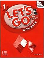 (4판)Let's Go 1: Workbook with Online Practice (Paperback , 4th Edition)