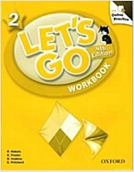 (4판)Let's Go 2: Workbook with Online Practice (Paperback, 4th Edition)