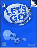(4판)Let's Go 3: Workbook with Online Practice (Paperback, 4th Edition)