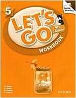 (4판)Let's Go 5: Workbook with Online Practice (Paperback, 4th Edition )