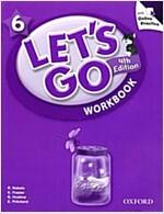 (4판)Let's Go 6: Workbook with Online Practice (Paperback, 4th Edition )