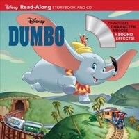 Dumbo Read Along Storybook with Audio CD (Paperback)
