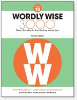 Wordly Wise 3000: Book 10 (4/E) (Paperback, 4th, Student)