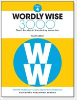 Wordly Wise 3000: Book 04 (4/E) (Paperback, 4th, Student)