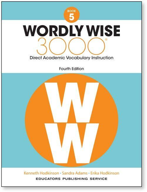 (4판)Wordly Wise 3000: StudentBook 5 (Paperback, 4th Edition)