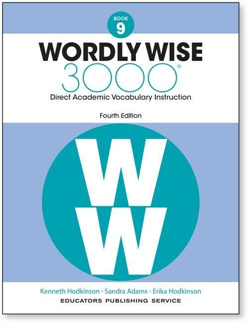 (4판)Wordly Wise 3000: StudentBook 9 (Paperback, 4th Edition)