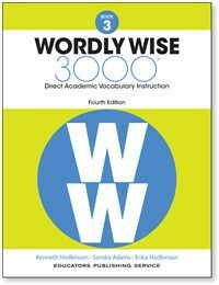 (4판)Wordly Wise 3000: StudentBook 3 (Paperback, 4th Edition)