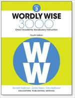 Wordly Wise 3000: Book 03 (4/E) (Paperback, 4th, Student)