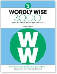 (4판)Wordly Wise 3000: StudentBook 2 (Paperback, 4th Edition)
