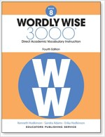 Wordly Wise 3000: Book 08 (4/E) (Paperback, 4th, Student)