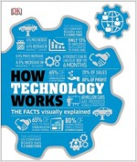 How Technology Works: The Facts Visually Explained (Hardcover)