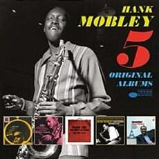 [수입] Hank Mobley - 5 Original Albums [5CD][박스세트]