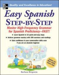 Easy Spanish Step-By-Step (Paperback)
