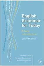 English Grammar for Today : A New Introduction (Paperback, 2nd ed. 2005)