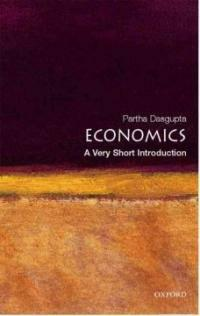 Economics: A Very Short Introduction (Paperback)