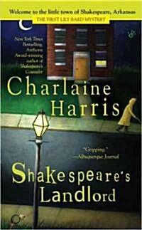 Shakespeares Landlord (Mass Market Paperback, Reprint)