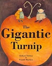 The Gigantic Turnip (Paperback)