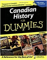 Canadian History for Dummies (Paperback, 2nd Edition)
