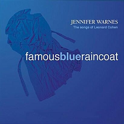 [수입] Jennifer Warnes - Famous Blue Raincoat [180g LP]