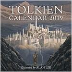 Tolkien Calendar 2019 (Calendar)