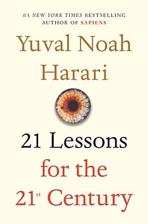 21 Lessons for the 21st Century (Paperback, 미국판 International)