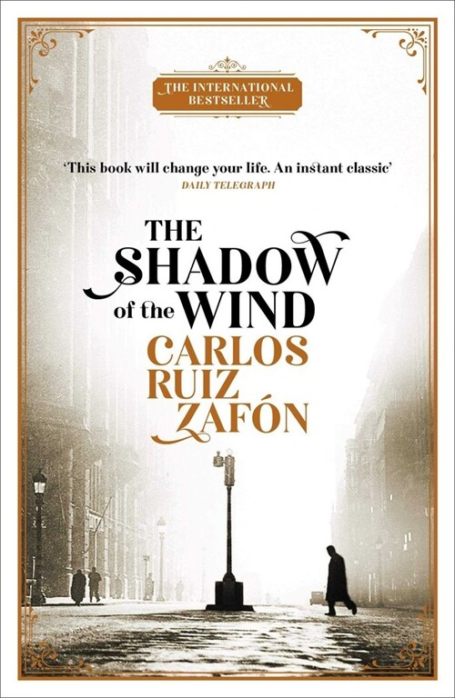 The Shadow of the Wind : The Cemetery of Forgotten Books 1 (Paperback)