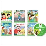 Oxford Reading Tree: Stage 2 Decode and Develop (Paperback 6권 + Audio CD 1장, 미국발음)