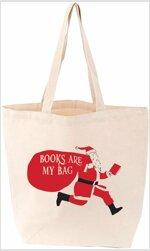 Santa's Book Bag Tote (Other)