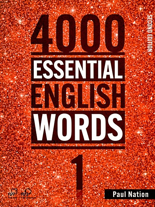 4000 Essential English Words 1 (Paperback, 2nd Edition)