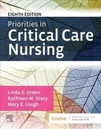Priorities in Critical Care Nursing / 8th ed