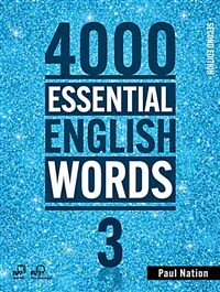 4000 Essential English Words 3 with answer key (Paperback, 2nd Edition)