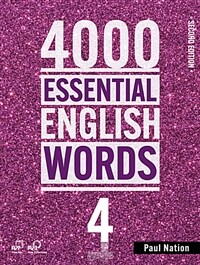 4000 Essential English Words 4 with answer key (Paperback, 2nd Edition)