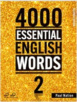 4000 Essential English Words 2 with answer key (Paperback, 2nd Edition)