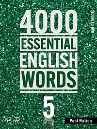 4000 Essential English Words 5 with answer key (Paperback, 2nd Edition)
