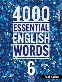 4000 Essential English Words 6 (Paperback, 2nd Edition)