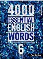 4000 Essential English Words 6 with answer key (Paperback, 2nd Edition)