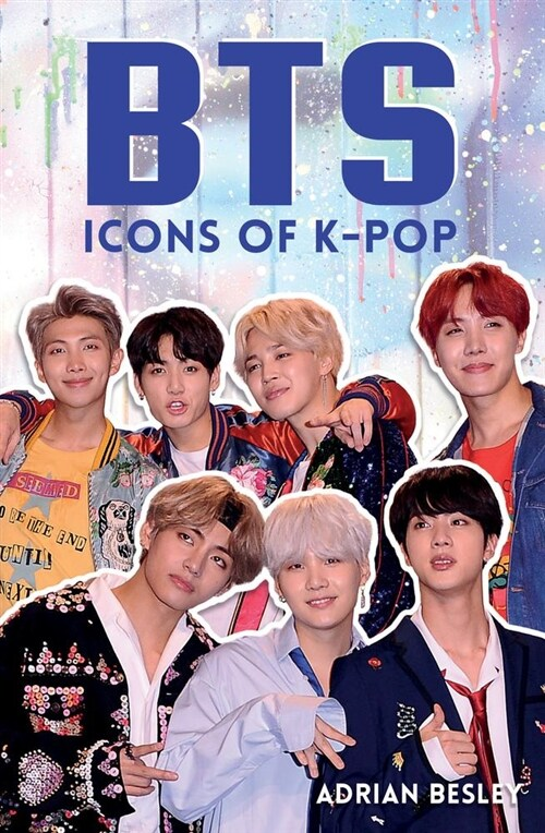 BTS : Icons of K-pop (Paperback)