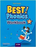 Best Phonics 2: Short Vowels (Workbook) (Paperback)