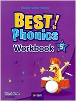 Best Phonics 5: Double-Letter Vowels (Workbook) (Paperback)
