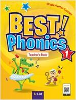 Best Phonics 1: Single-Letter Sounds (Teacher's Book, DVD-ROM, Teacher's Resource CD, Readers) (Paperback)