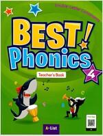 Best Phonics 4: Double-Letter Consonants (Teacher's Book, DVD-ROM, Teacher's Resource CD, Readers) (Paperback)