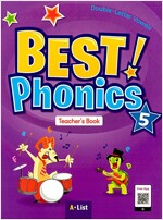 Best Phonics 5: Double-Letter Vowels (Teacher's Book, DVD-ROM, Teacher's Resource CD, Readers) (Paperback)