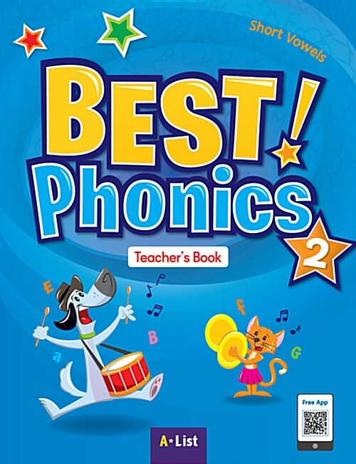 Best Phonics 2 : Teachers Book (DVD-ROM + Teachers Resource CD + Phonics Readers)
