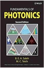Fundamentals of Photonics (Hardcover, 2nd Edition)