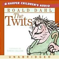 The Twits (Audio CD, Unabridged)
