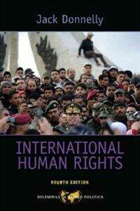International human rights 4th ed