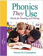 Phonics They Use: Words for Reading and Writing (Paperback, 6, Revised)